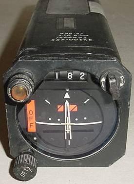 Douglas DC-8, DC-9 Pictorial Deviation Indicator w tag, 1777211