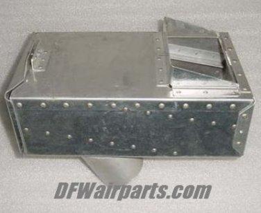 New / nos Aircraft Carburetor Air Box