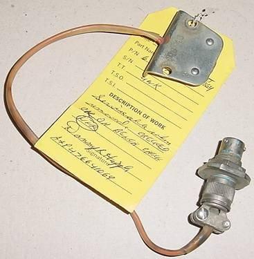 6899143, 6899143-, Allison 250 Sensor Switch & Bracket w Serv tg