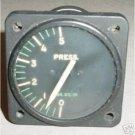 Vintage Warbird Jet Pressure Indicator, 6400-C2A-1-A5