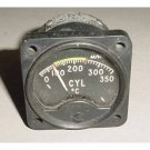 British WWII Aircraft Cylinder Temperature Indicator, PD7ZMV