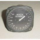 U.S.A.F. Warbird Jet Mach Number Indicator, 564-817