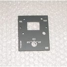 NEW!! ARC / Cessna ADF 800 Series Faceplate, 41784-00000