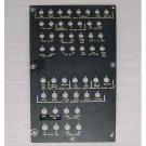 370-540191-31, Sabreliner Aircraft Circuit Breaker Panel