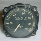 WWII Bomber Aircraft Fuel Flow Indicator, 5907-108A-20-B