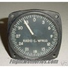 WWII Aircraft P-47 Thunderbolt Radio Magnetic Compass Indicator