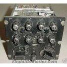 Vintage Warbird Jet Aircraft Control Panel, KR-105-A, KR105-A