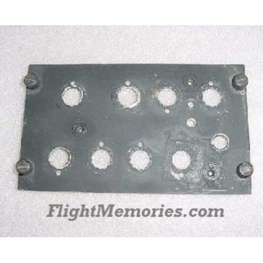209-175-974-105, AH-1 Cobra Engine Control Panel Backplate