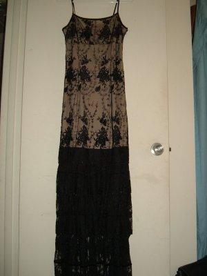 LA FEMME Vintage look Gown 6