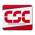 CSC PROFESSIONAL CYCLING TEAM MOUSE PAD NEW (FREE SHIPPING WORLDWIDE!!)
