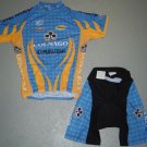 COLNAGO CYCLING CYCLE BIKE JERSEY AND SHORTS SZ L