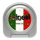 CINELLI CYCLE BIKE BAR TAPE FRAME ALARM CLOCK NEW (FREE SHIPPING!!)