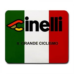 CINELLI BIKE BAR TAPE FRAME MOUSE PAD NEW ci (FREE SHIPPING WORLDWIDE!!)