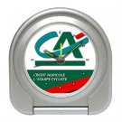 CREDIT AGRICOLE PROFESSIONAL CYCLING TEAM CYCLE ALARM CLOCK NEW (FREE SHIPPING!!)