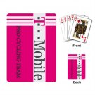 T-MOBILE CYCLING TEAM CYCLE BIKE DECK PLAYING CARDS NEW (FREE SHIPPING WORLDWIDE!!)