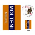 MOLTENI CYCLING TEAM CYCLE BIKE DECK PLAYING CARDS NEW (FREE SHIPPING WORLDWIDE!!)
