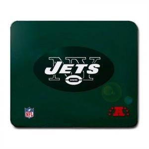 NY NEW YORK JETS MOUSE PAD MOUSEPAD(FREE SHIPPING WORLDWIDE!!)