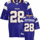 MINNESOTA VIKINGS ADRIAN PETERSON Jersey SZ 48(M) NEW (Free Shipping!!)