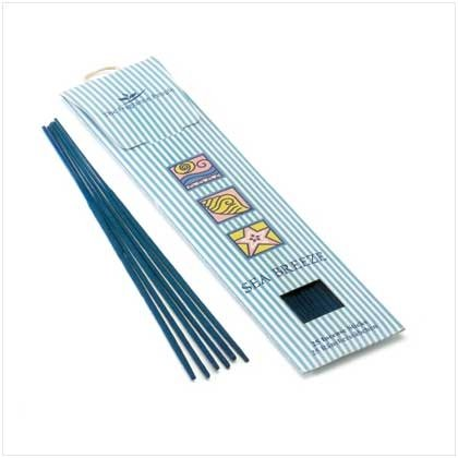 Sea Breeze Incense Value Pack in a set of 2
