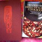 RARE VINTAGE TRADER VIC'S PACIFIC ISLAND & HELLUVA MAN'S COOKBOOK