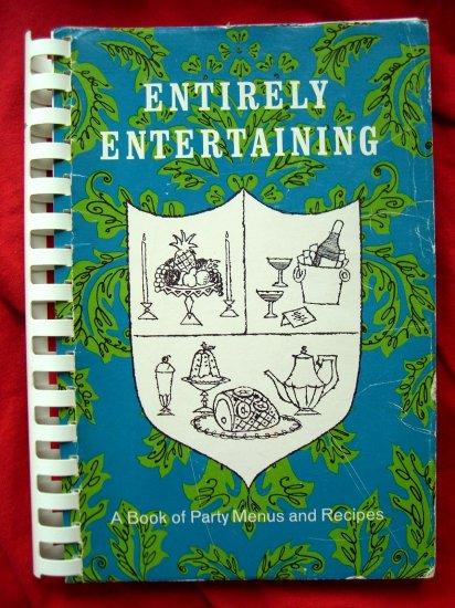 SOLD! MONTCLAIR NEWARK NEW JERSEY JUNIOR LEAGUE COOKBOOK Vintage 1975