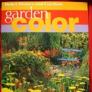 Better Homes & Gardens Guide to GARDEN COLOR Book Flowers & Plants~~ Read!