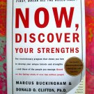 NOW, DISCOVER YOUR STRENGTHS HCDJ by Donald O. Clifton Business Book