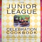 JUNIOR LEAGUE CELEBRATION COOKBOOK  Large Binder with 400 Recipes