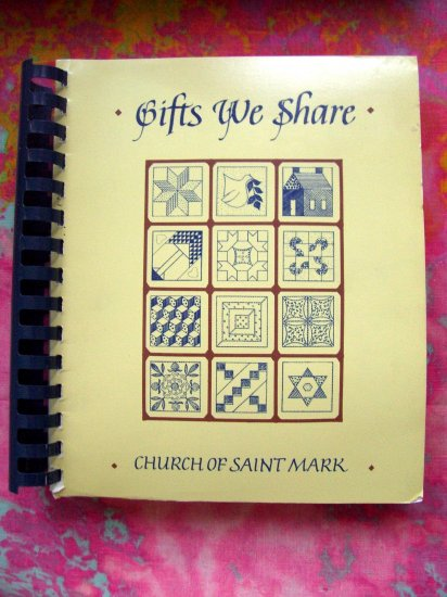 SOLD! SOLD! SOLD! ST PAUL MINNESOTA MN Church  COOKBOOK 1992 Large recipe collection--ads too!