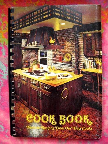 MARION ILLINOIS (IL) Church Cookbook 1979 Youth Fellowship Recipes