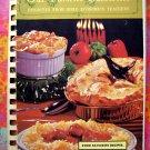 Favorite Casseroles of Home Economic Teachers 2,000 RECIPES! Wonderful Vintage Cookbook