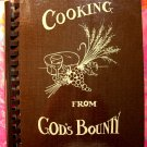 Ascension Lutheran Church Cookbook from Snyder New Jersey NJ 1981
