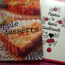 LOT Apple Cookbook FILLED with WONDERFUL Recipes ---- ALL have APPLES as an ingredient! YUMMY!!