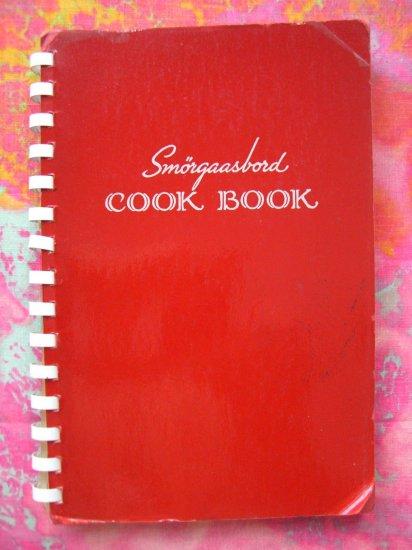 Minneapolis Minnesota Church Cookbook Swedish Norwegian Scandinavian Recipes Smorgasbord