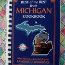 Best of the Best from Michigan Selected Recipes from Michigan's Favorite Cookbooks Cookbook