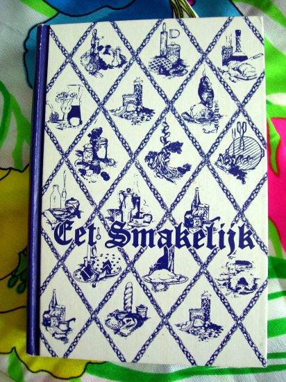 SOLD!  Eet Smakelijk Junior League Cookbook Holland Michigan Dutch Recipes too!