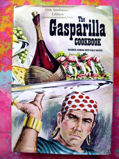 Gasparilla Cookbook Junior League of Tampa West Coast Florida (FL) Recipes 30th Anniversary 1990