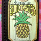 Heritage of Good Tastes Cookbook from Alexandria Virginia (VA) 1982