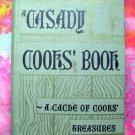 On SALE!  Casady Cooks' Book ~ Cache of Cooks' Treasures Vintage Cookbook OKC Oklahoma City OK 1961