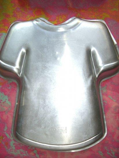 SOLD! Wilton Cake Pan T-Shirt / Jersey Vintage 1979  # 502-5617