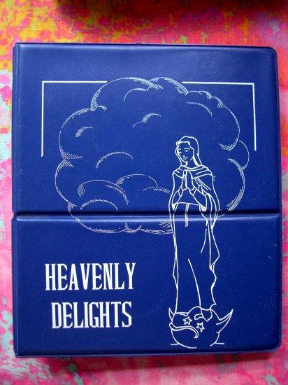 Heavenly Delights Church Cookbook Juliet Illinois (IL) 1996