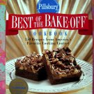 Pillsbury Bake Off Cookbook HC Recipe Book 350 Recipes Bake-Off Stories too!