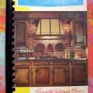 SOROPTIMIST CLUB Cookbook from Spokane Washington 1970  Community Cookbook