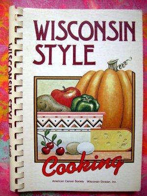 Wisconsin Style Community Cookbook 1980