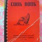 Vintage 1950 OTLEY IOWA Church  ( IA ) Cookbook Unique!