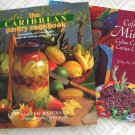 Caribbean Pantry Cookbook: Condiments and Seasonings & Cafe Mimi Cuban Cocina Cubana Cuba Recipes