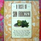 TASTE OF SAN FRANCISCO Symphony COOKBOOK HC California CA  300 Recipes