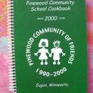 Pinewood Community School Eagan Minnesota MN 2000 Cookbook