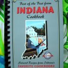 Best of the Best from Indiana: Selected 400 Recipes from Indiana's Favorite Cookbooks Cookbook