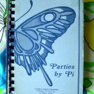 PARTIES BY PI  .....A Guide to Creative Entertaining Pi Chapter, Psi Iota Xi Cookbook